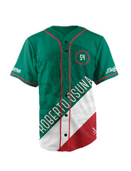 Baseball Jersey by Roberto Osuna