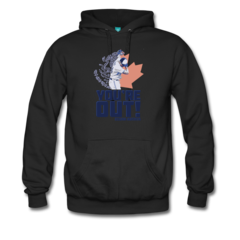 Men's Heavyweight Premium Hoodie by Roberto Osuna