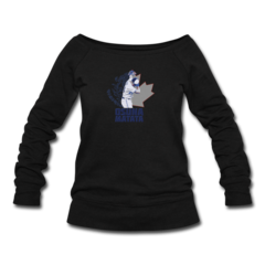 Women's Wideneck Sweatshirt