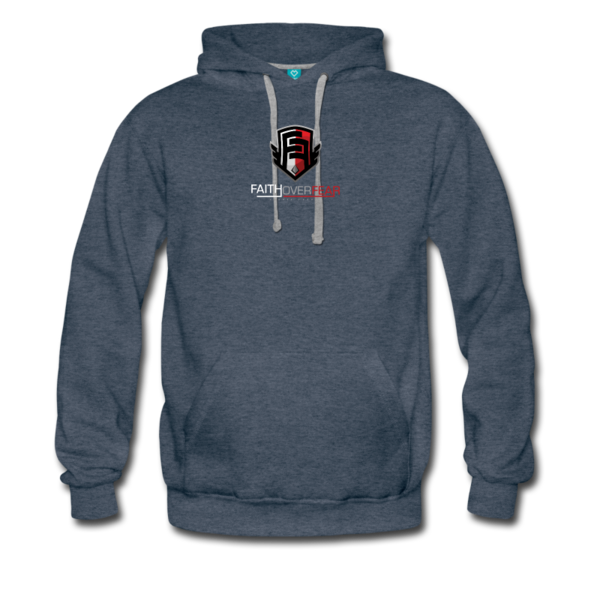 Men's Premium Hoodie by Rennie Curran