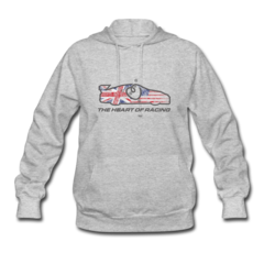 Women's Hoodie by Ian James