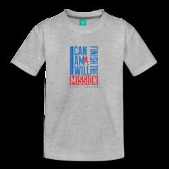 Toddler Premium T-Shirt by Nigel Talton