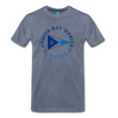 Men's Premium T-Shirt by Oyster Bay Marine Center