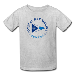 Little Boys' T-Shirt by Oyster Bay Marine Center
