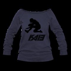 Women's Wideneck Sweatshirt