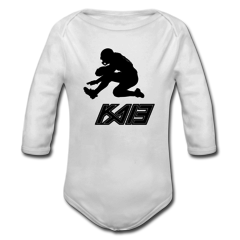 Long Sleeve Baby Boys' Bodysuit by Keenan Allen