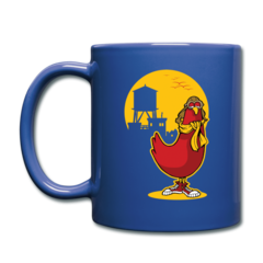 Full Color Mug by Chip David