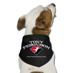 Dog Bandana by Tony Ferguson