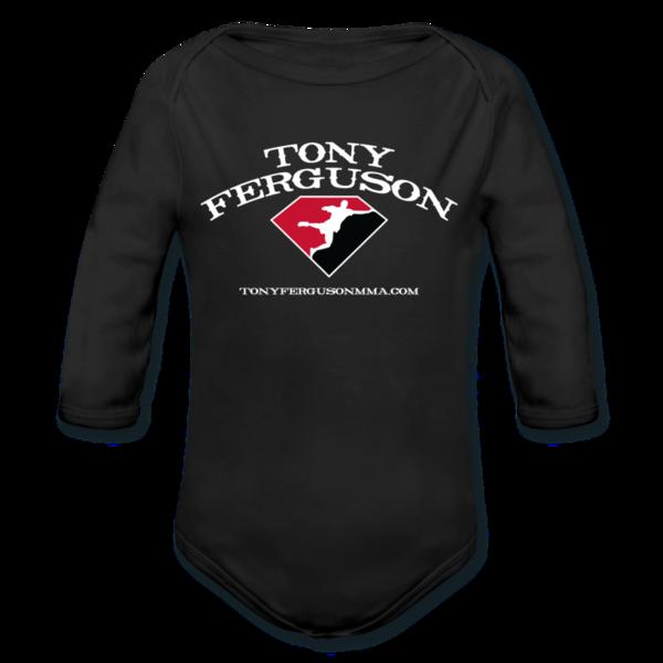 Long Sleeve Baby Boys' Bodysuit by Tony Ferguson