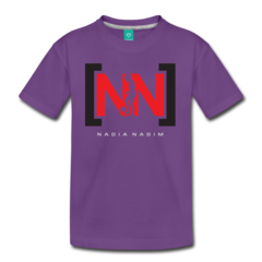 Little Boys' Premium T-Shirt by Nadia Nadim