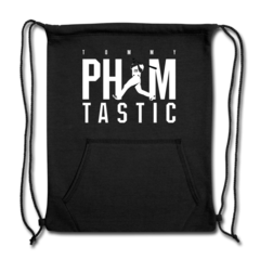 Sweatshirt Cinch Bag by Tommy Pham