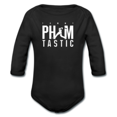 Long Sleeve Baby Boys' Bodysuit by Tommy Pham