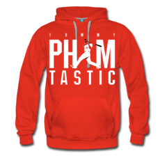 Men's Premium Hoodie by Tommy Pham