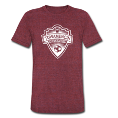 Unisex Tri-Blend T-Shirt by Towamencin Soccer Club