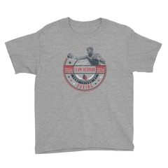 990B Youth Lightweight Fashion T-Shirt with Tear Away Label