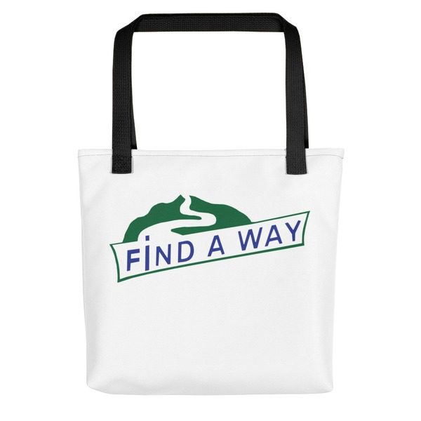All-Over Print Tote