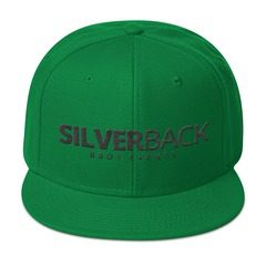 125-978 - Wool Blend Snapback