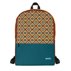 All-Over Print Backpack