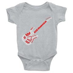 4400 Infant Baby Rib Bodysuit