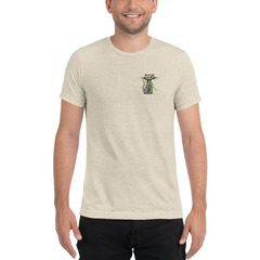 3413 Unisex Triblend Short Sleeve T-Shirt