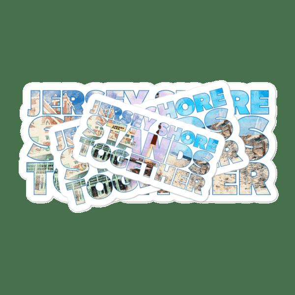 Kiss Cut Stickers (3-pack)
